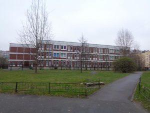 Школа 617 Спб