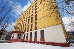 Колледж архитектуры, дизайна и реинжиниринга №26