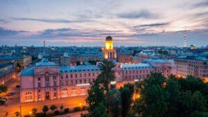 Санкт-Петербургский национальный исследовательский университет информационных технологий, механики и оптики (ИТМО)