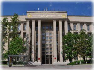 Санкт-Петербургский университет государственной противопожарной службы МЧС России (СПбУГПС)