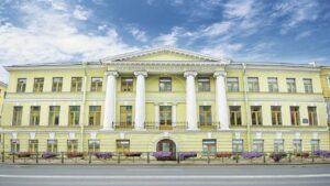Санкт-Петербургский государственный архитектурно-строительный университет (СПбГАСУ)