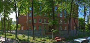 Школа № 171