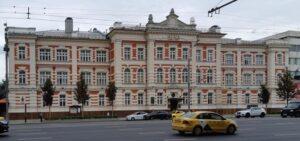 Московский государственный юридический университет имени О.Е. Кутафина (МГЮА)