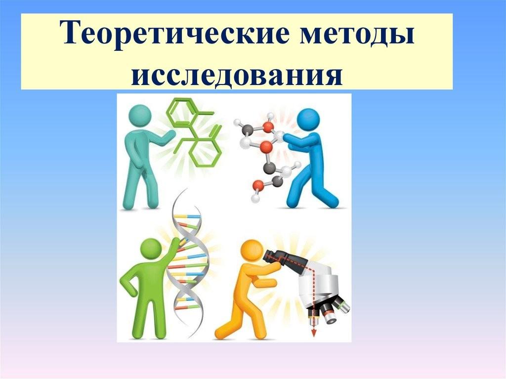 Детально о теоретических методах